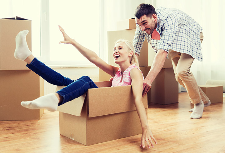 checklist: necessities when moving into a new apartment